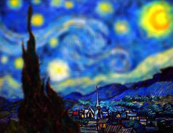 tilt-shift-van-gogh-starry-night1